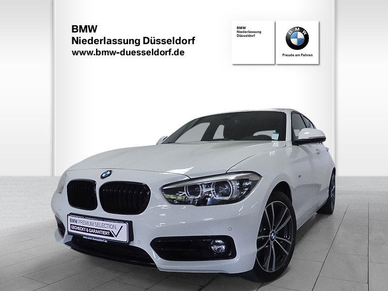 BMW 120i 5-Türer, Jahr 2017, Benzin