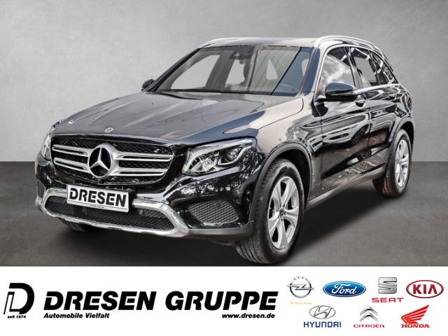 Mercedes-Benz GLC 250 4Matic Exclusiv,elektr. AHK,elektr. Schiebedach, Jahr 2018, Benzin