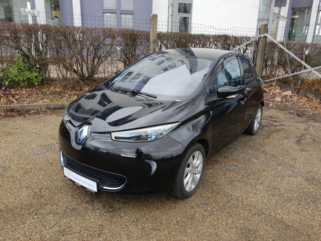 Renault ZOE (ohne Batterie) 22 kwh Intens, Jahr 2014, Elektro