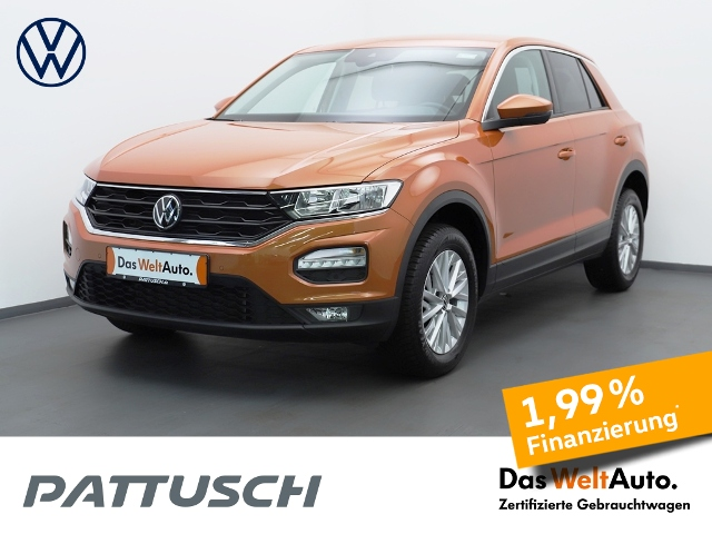 Volkswagen T-Roc 1.6 TDI Navi Sitzheizg. DAB+ Bluetooth, Jahr 2020, Diesel