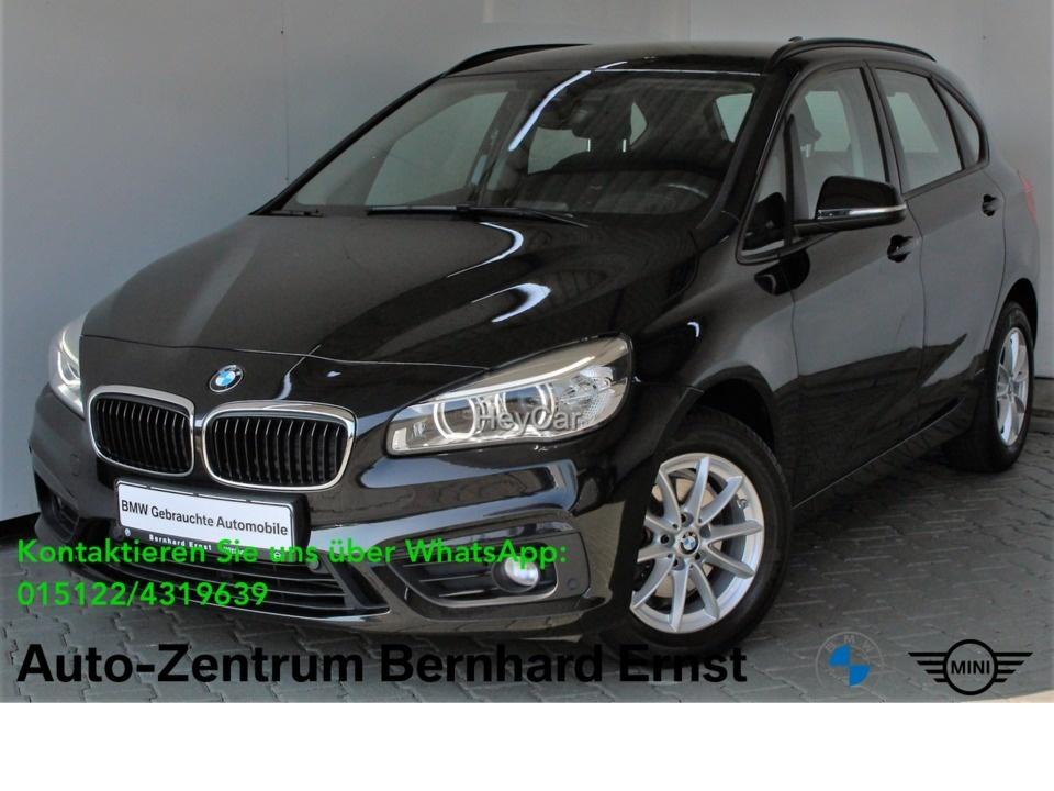 BMW 218 Active Tourer Advantage Aut. Klimaaut. PDC, Jahr 2018, Diesel