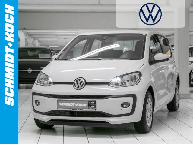 Volkswagen up! 1.0 move up! SHZ, PDC, Bluetooth Drive-Paket, Jahr 2017, Benzin