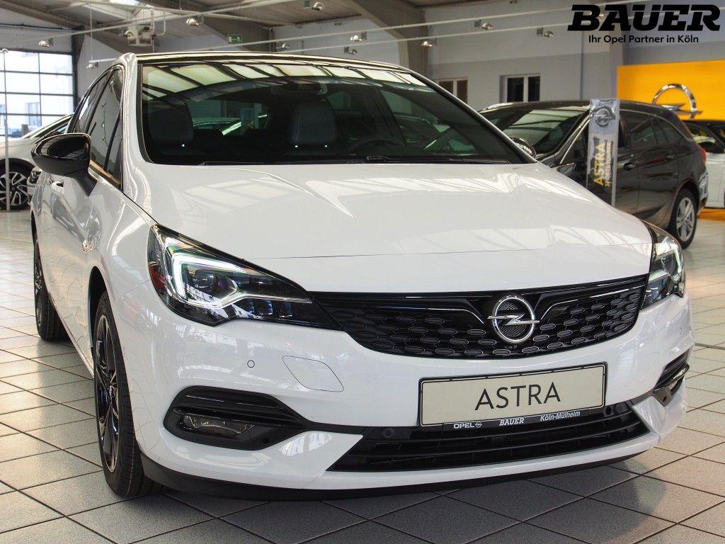 Opel Astra 1.2 Start/Stop Ultimate, Jahr 2021, Benzin