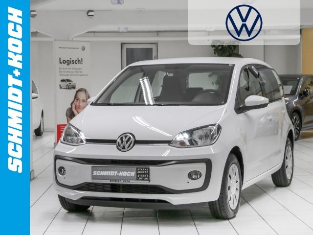 Volkswagen up! 1.0 move up! SHZ, Klima, Jahr 2017, Benzin
