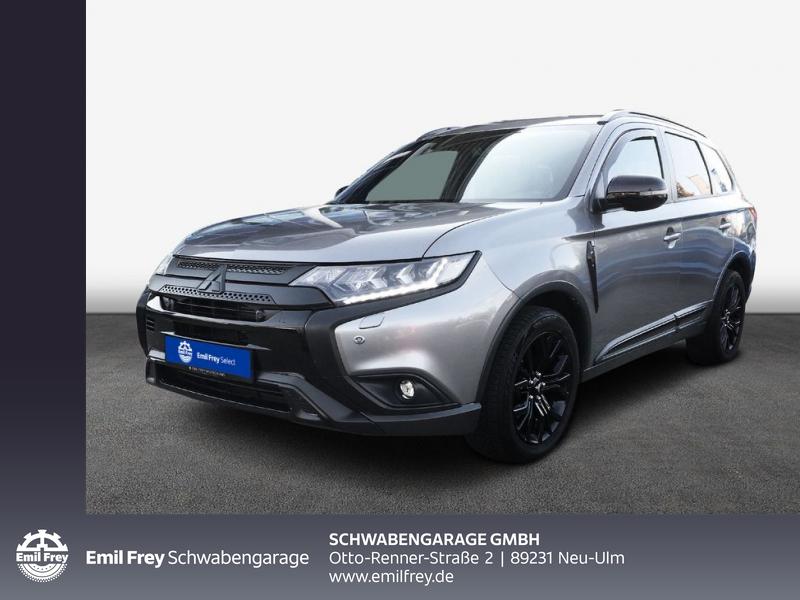 Mitsubishi Outlander 2.0 2WD CVT Active+, Jahr 2019, Benzin