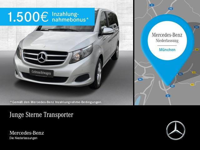 Mercedes-Benz V 250 d 4M EDITION Lang Standhzg. Sportp. Kamera, Jahr 2015, Diesel