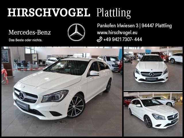 Mercedes-Benz CLA 180 SB Urban+Bi-Xenon+Kam+PDC+SHZ+Spiegel-P., Jahr 2015, Benzin