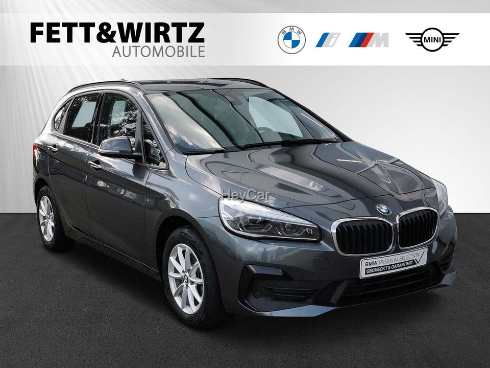 BMW 216 Active Tourer finanzieren