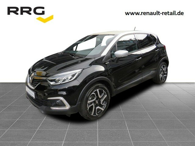 Renault Captur TCe 120 EDC BOSE Edition wenig km!!!, Jahr 2018, Benzin