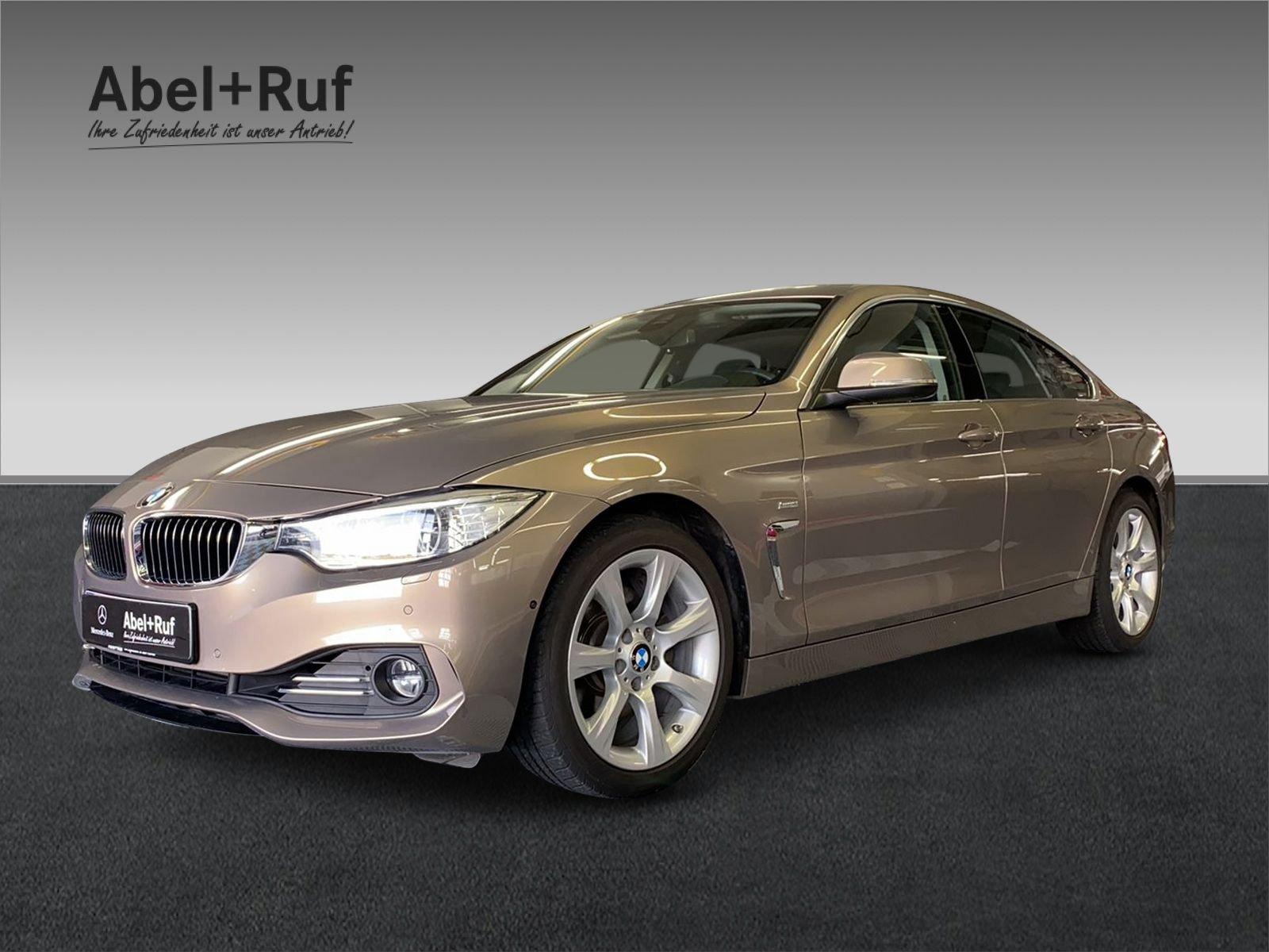BMW 430d GC+Luxury+Kamera+Navi+Head-Up+SHD+SHZ+LED, Jahr 2017, Diesel