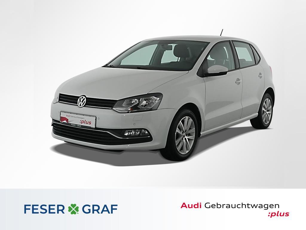 Volkswagen Polo 1.2 TSI Comfortline Sitzhzg,PDC,Klima, Jahr 2017, Benzin