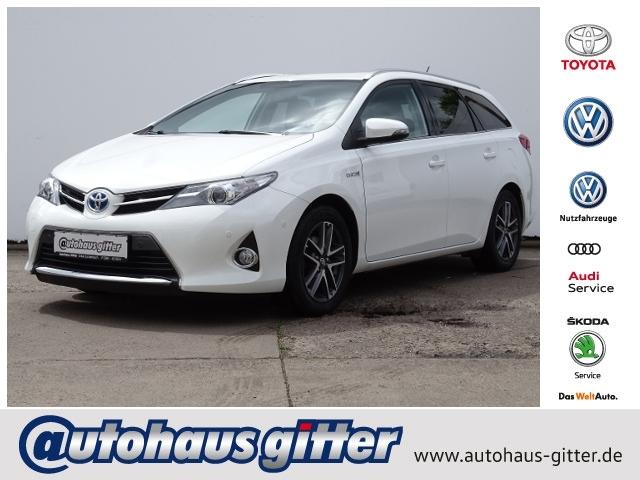 Toyota Auris Touring Sports 1,8 Hybrid Edition Navi, Jahr 2014, Hybrid