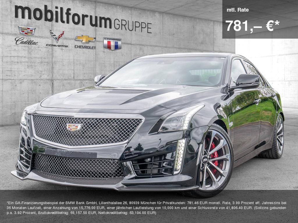 Cadillac CTS 6.2 CTS-V Final Edition-Carbon, Jahr 2019, Benzin