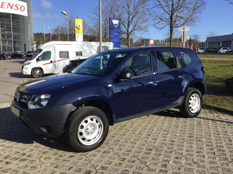 Dacia DUSTER 1.6 16V 105 Essentiel 4x2, Jahr 2015, Benzin