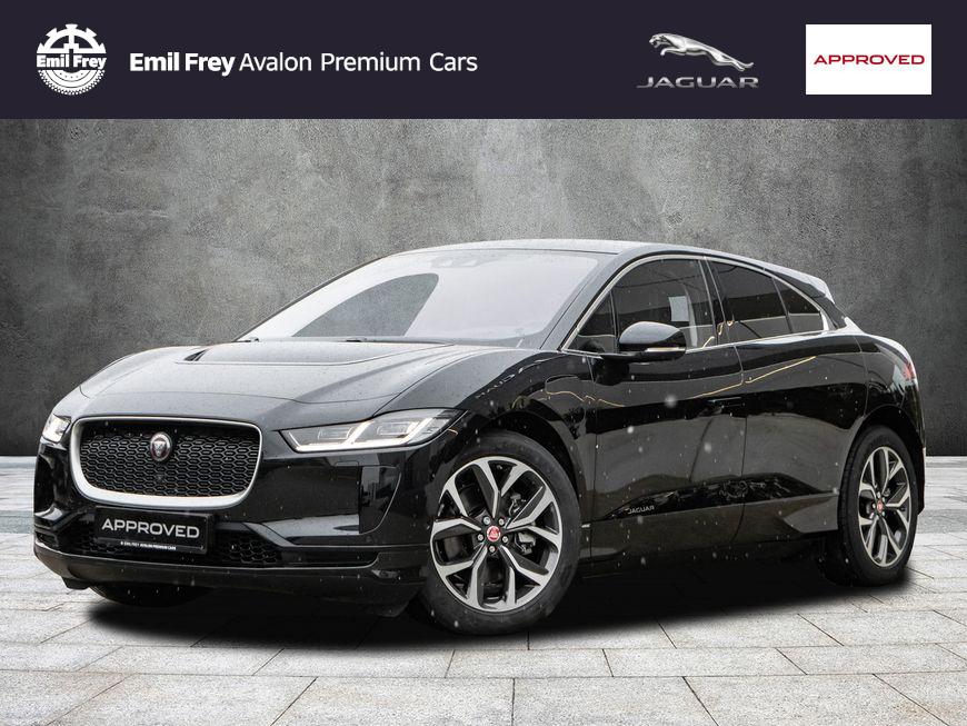 Jaguar I-Pace EV400 AWD HSE 294 kW, 5-türig (Elektrischer Strom), Jahr 2020, Elektro
