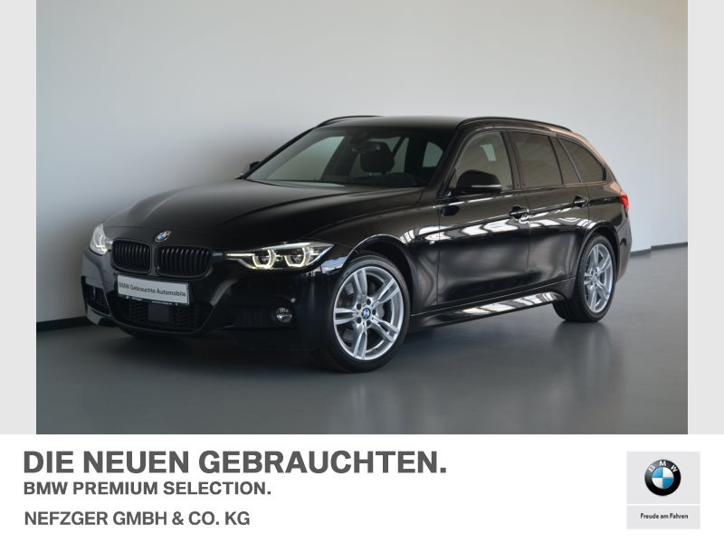 BMW 335d xDrive Touring M Sport HUD ACC AHK Adap. LED, Jahr 2017, Diesel