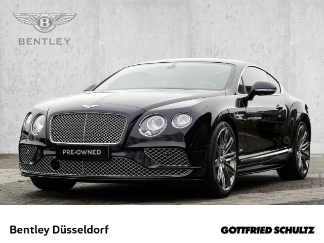 Bentley Continental GT Speed BENTLEY DÜSSELDORF, Jahr 2015, Benzin
