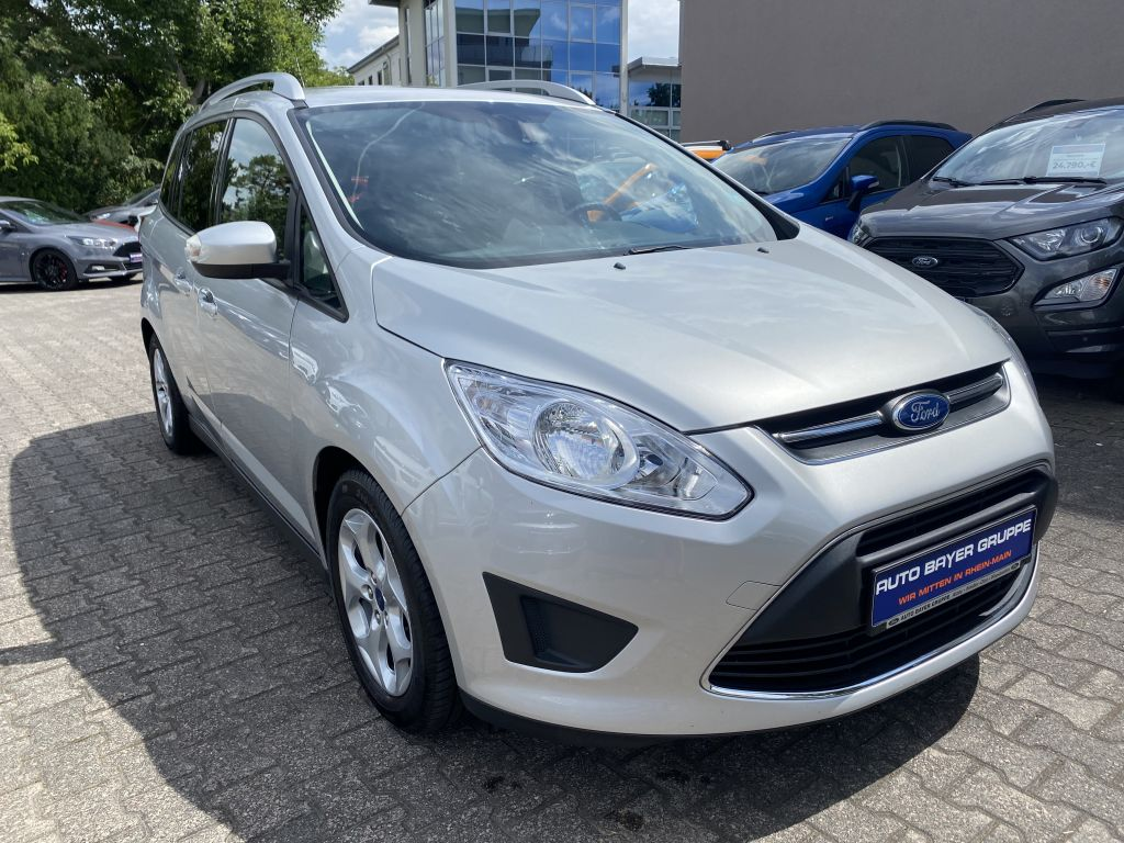 Ford Grand C-Max 1.0 EcoBoost Start-Stopp-System SYNC Edition, Jahr 2013, Benzin