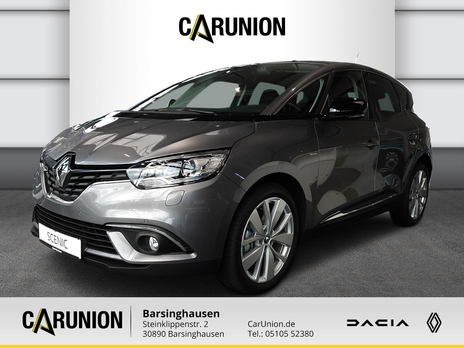 Renault Scenic LIMITED Deluxe TCe 140 GPF, Jahr 2021, Benzin