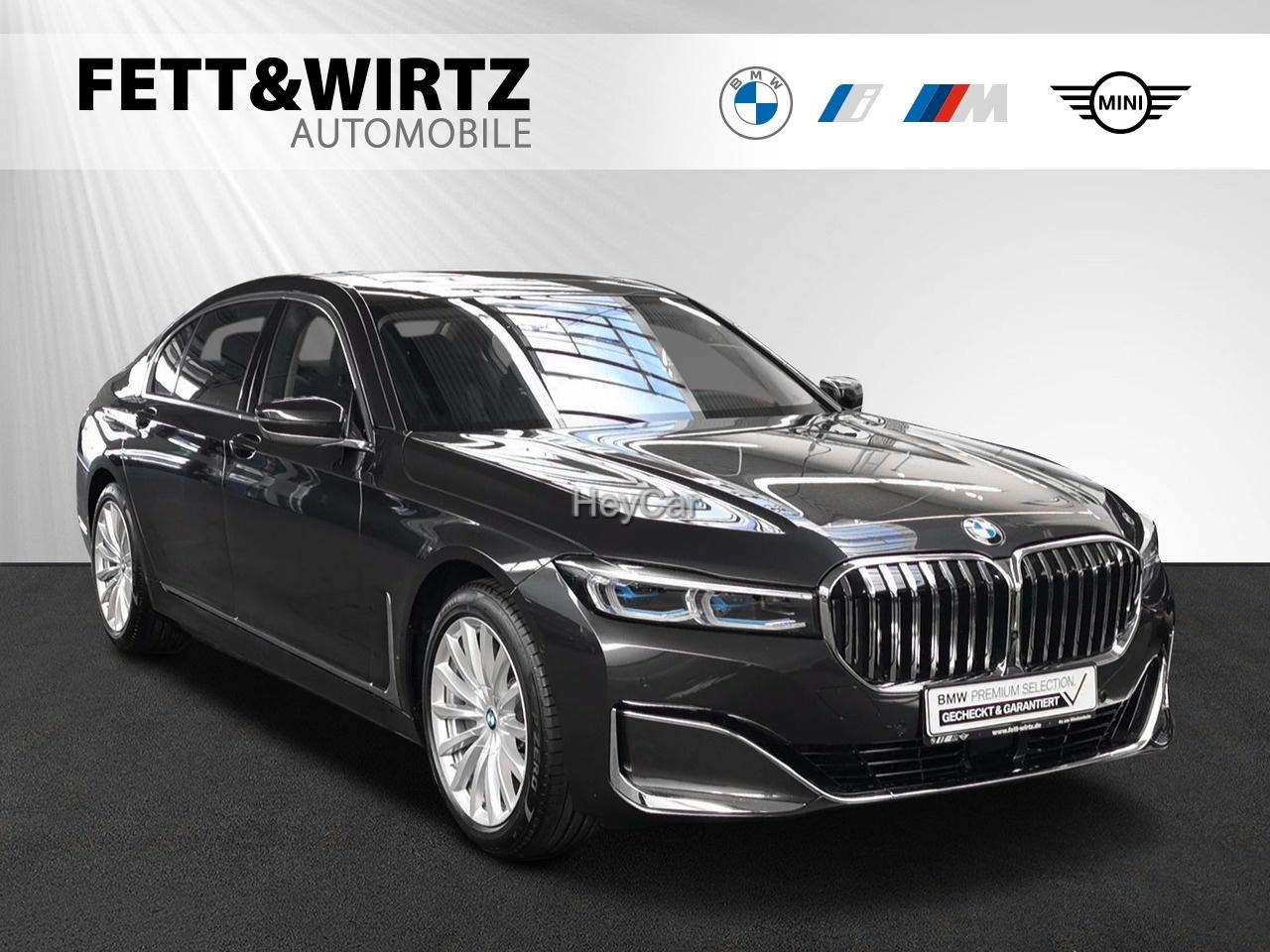 BMW 745Le xDrive Komforts. Leas. ab 1177,- br.o.Anz., Jahr 2020, Hybrid