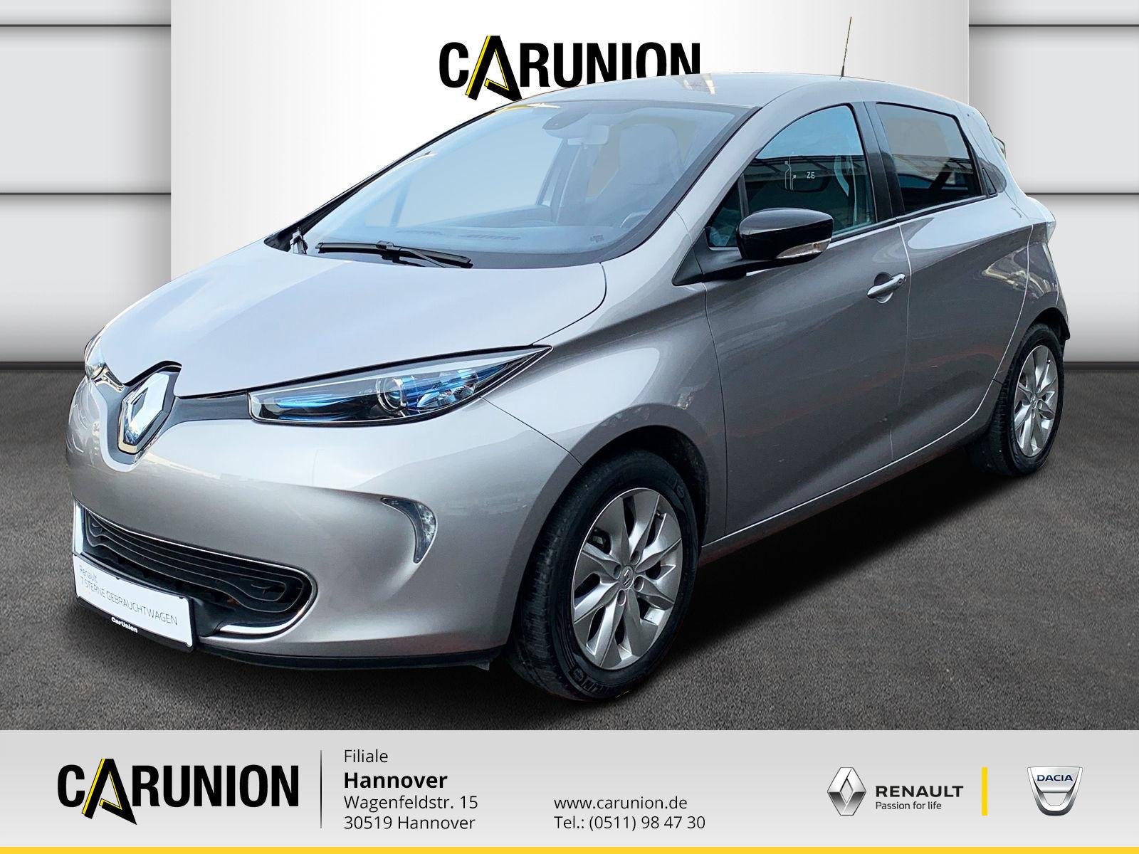 Renault ZOE INTENS R240 22 kwh zzgl. Batteriemiete, Jahr 2015, Elektro