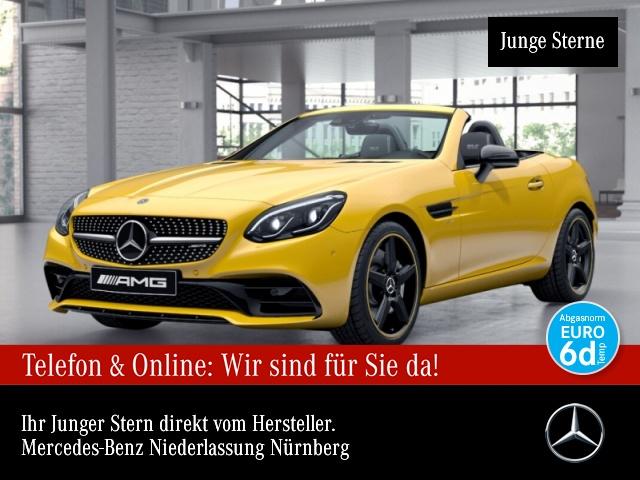 Mercedes-Benz SLC 43 AMG Final Edition Pano MagicSky Distronic, Jahr 2020, Benzin