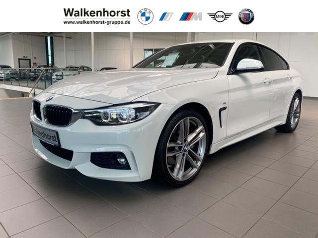 BMW 440 Gran Coupe i M Sportpaket Harman&Kardon HeadUp Navi Prof Leder 19 Zoll, Jahr 2018, Benzin