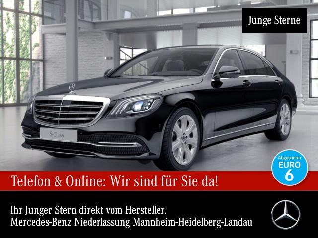 Mercedes-Benz S 560 L 4M Exkl-Paket Nachtsicht 360° Stdhzg, Jahr 2017, Benzin