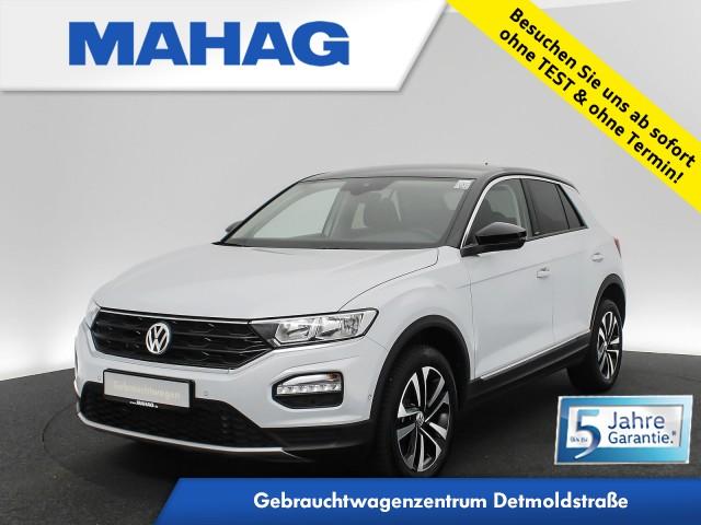 Volkswagen T-ROC IQ.DRIVE 2.0 TDI Navi Standhz. eKlappe ParkLenkAssist AppConnect DSG, Jahr 2020, Diesel
