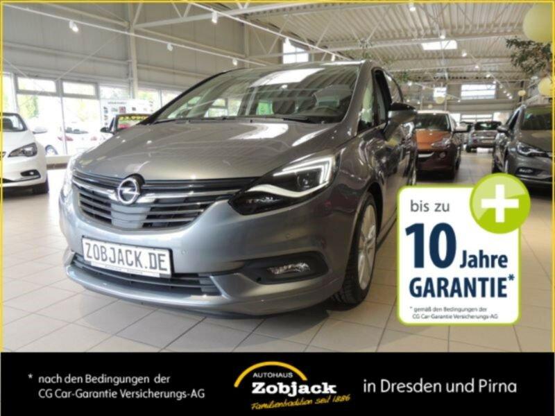 Opel Zafira-C Innovation 2.0 CDTI Automatik,LED,Navi, Jahr 2017, Diesel