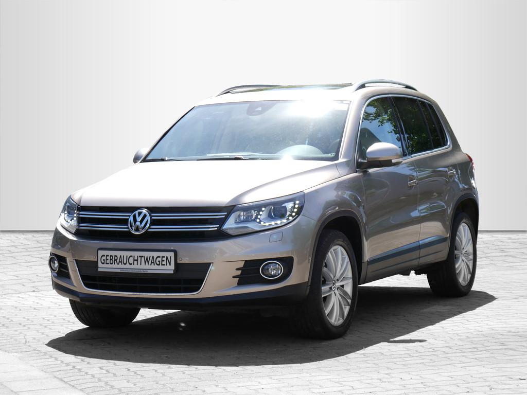 Volkswagen Tiguan 2.0 TDI Lounge 4MOTION BMT, Jahr 2016, Diesel