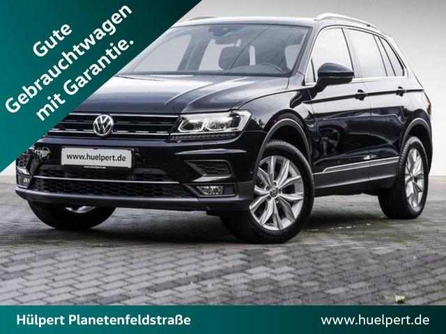 Volkswagen Tiguan 1.4 4M Highline DSG NAVI AHK PANO STHZ, Jahr 2017, Benzin