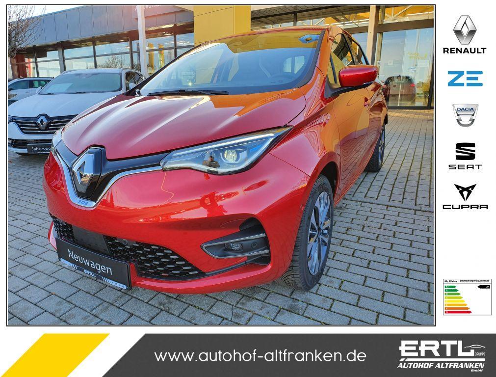 Renault ZOE (ohne Batterie) Z.E. 50 INTENS, Jahr 2021, Elektro