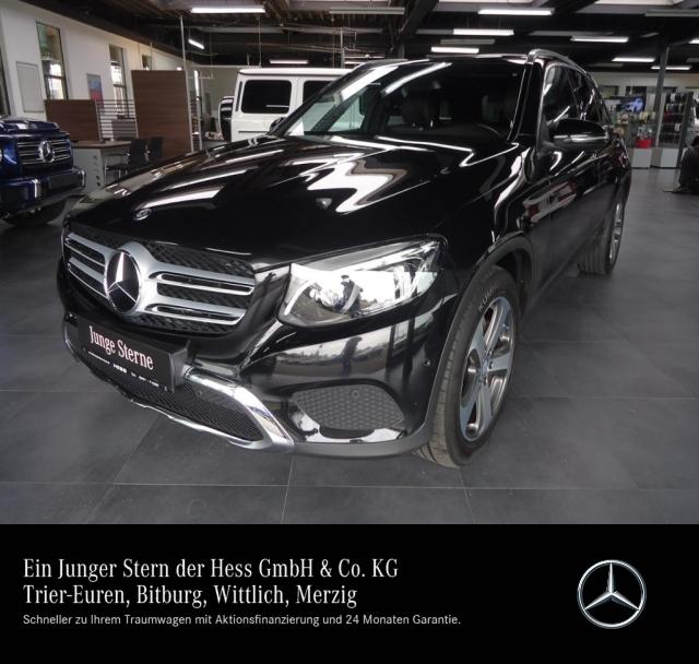 Mercedes-Benz GLC 220 d 4M Exclusive+Pano.-Dach+LED+Navi+PDC, Jahr 2016, Diesel