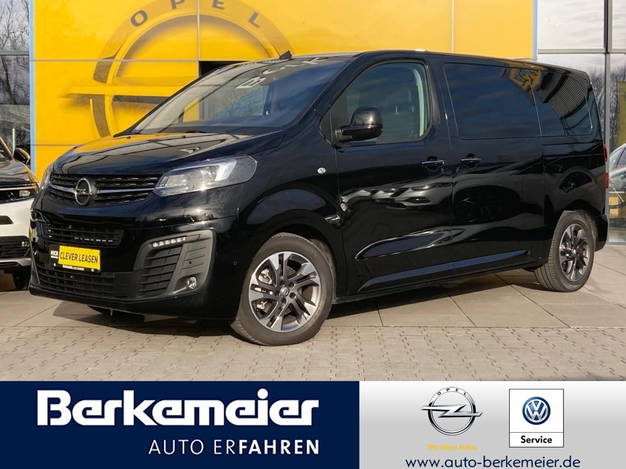 Opel Zafira Life Elegance M 2.0 AT *Leder/Navi/7-Sitzer*, Jahr 2021, Diesel