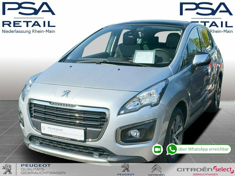 Peugeot 3008 Allure BlueHDi 150 *Navi/Sitzh./Pano/18''*, Jahr 2016, Diesel