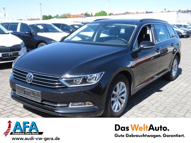 Volkswagen Passat Var. 1,6 TDI Comfortl. DSG Pano*Navi*ACC, Jahr 2017, Diesel