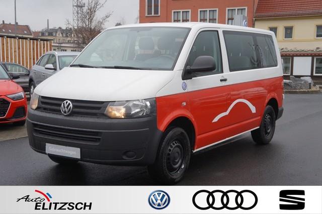 Volkswagen T5 Kombi 2.0 TDI 3-3-3 AHZV Klima ZV Radio, Jahr 2015, Diesel