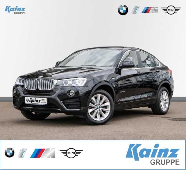 BMW X4 xDrive30d Aut. Advantage Xenon/Adaptives Kurvenlicht/Klimaautomatik/Sitzheizung/Tempomat, Jahr 2016, Diesel