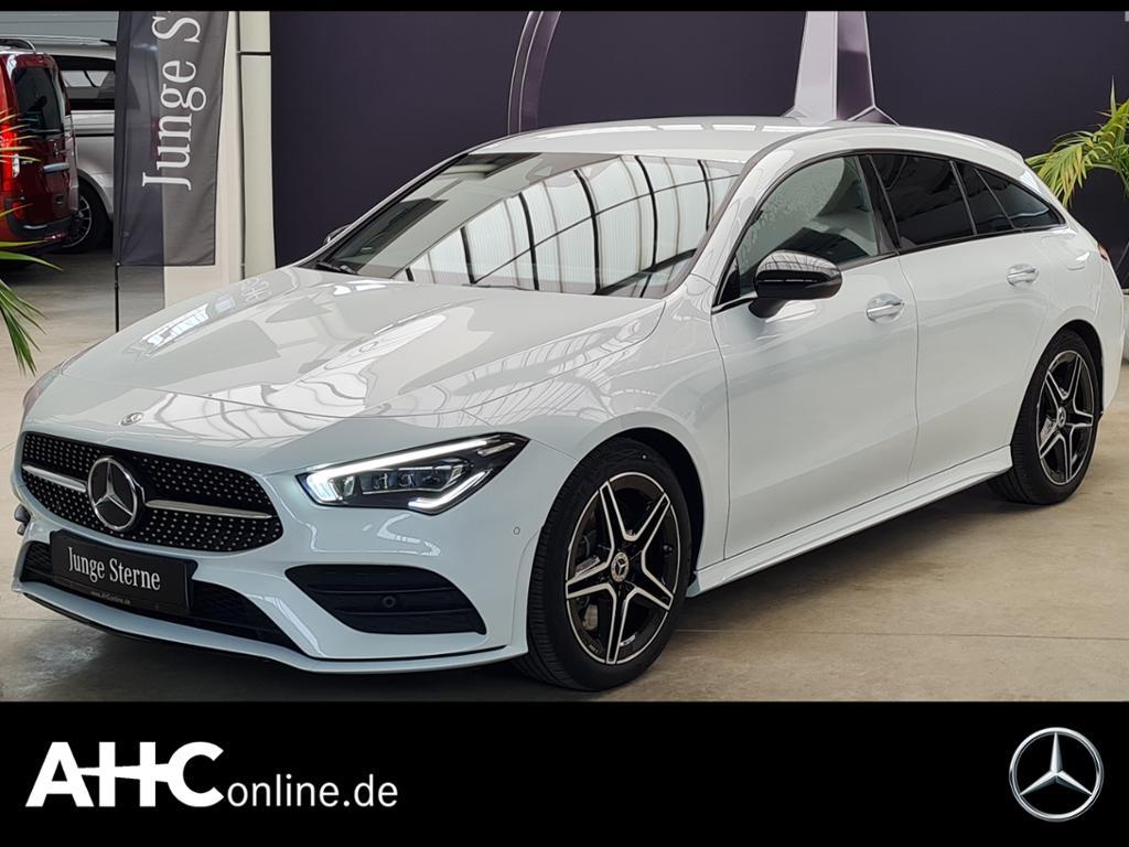 Mercedes-Benz CLA 250 Shooting Brake AMG+MULTIBEAM+Burmester, Jahr 2020, Benzin