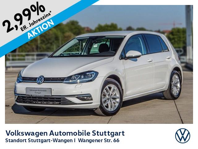 Volkswagen Golf Comfortline 1.0 TSI Navi Sitzheizung PDC, Jahr 2017, Benzin