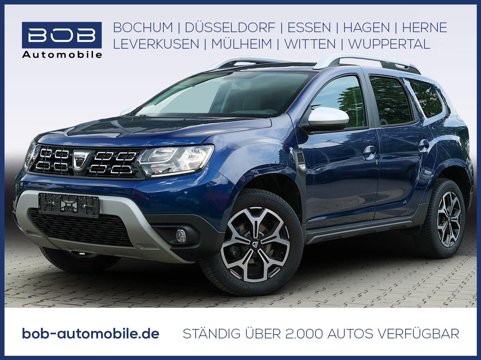 Dacia Duster TCe 150 Adventure Navi AHK Klima DAB, Jahr 2019, Benzin
