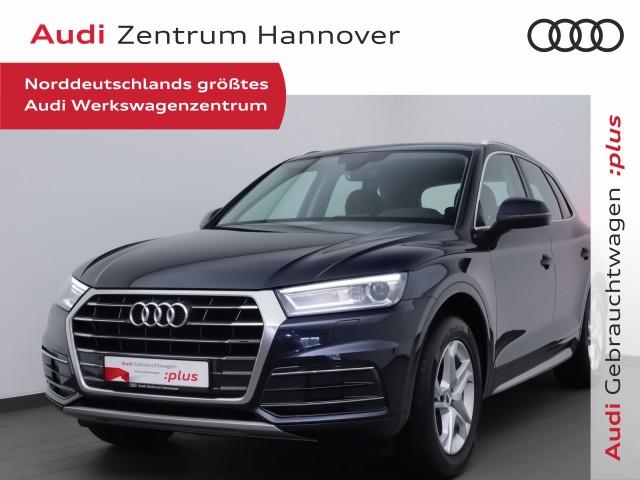 Audi Q5 2.0 TDI Design, Jahr 2018, Diesel