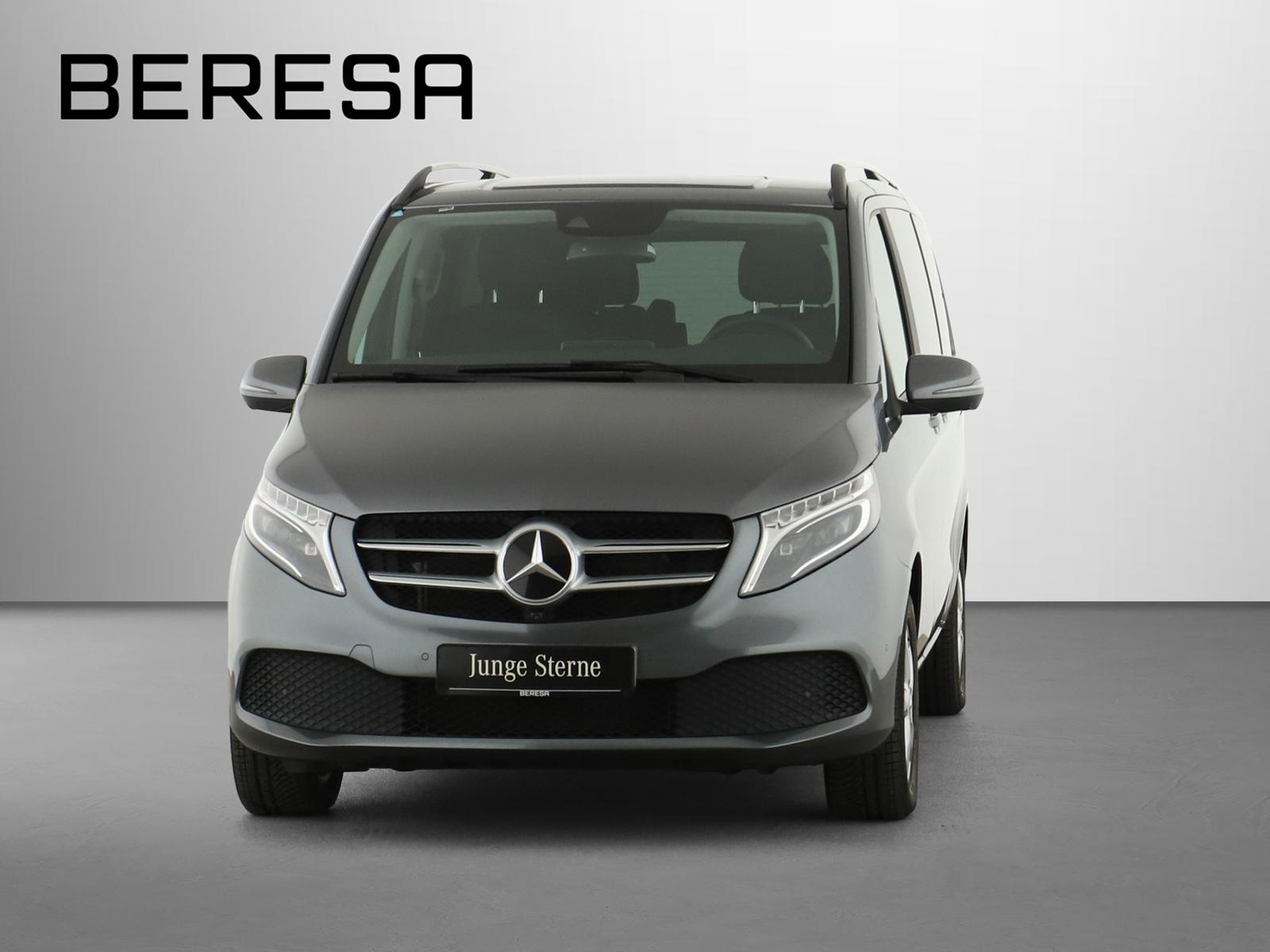 Mercedes-Benz V 300 4M Avantgarde Lang Allrad 4x4 MBUX Navi LE, Jahr 2020, Diesel