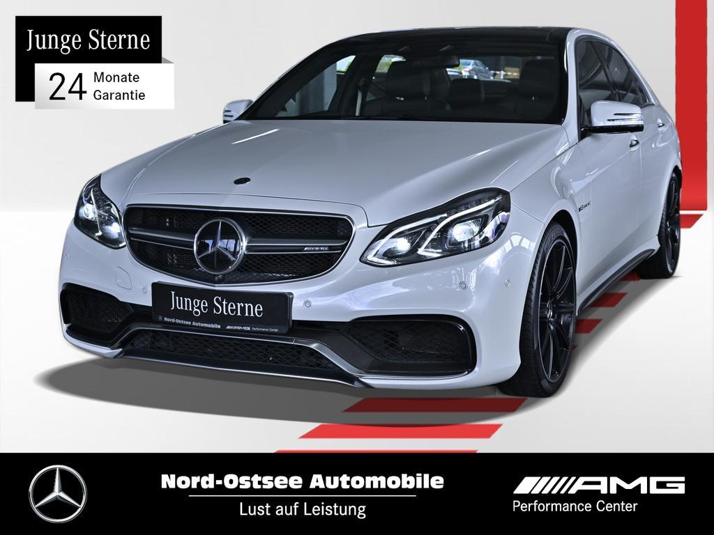 Mercedes-Benz E 63 AMG S 4M Pano LED Keyless Sitzklima, Jahr 2015, Benzin