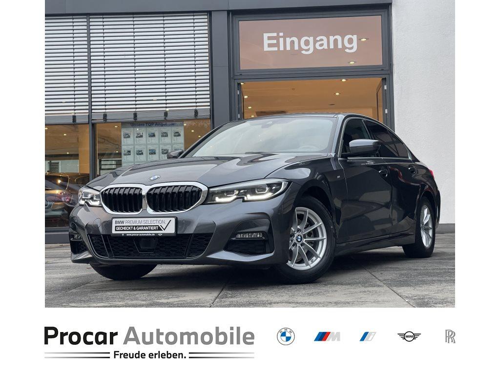BMW 320d M Sport HiFi DAB LED WLAN ACC Memory, Jahr 2021, Diesel
