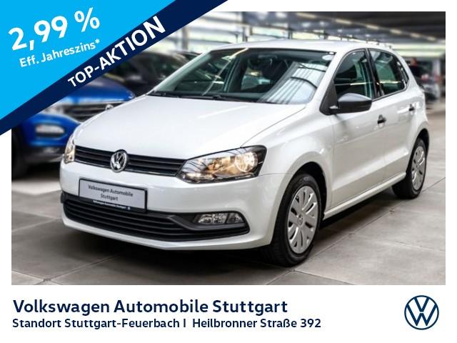 Volkswagen Polo 1.0 Trendline Navi Tempomat, Jahr 2015, Benzin