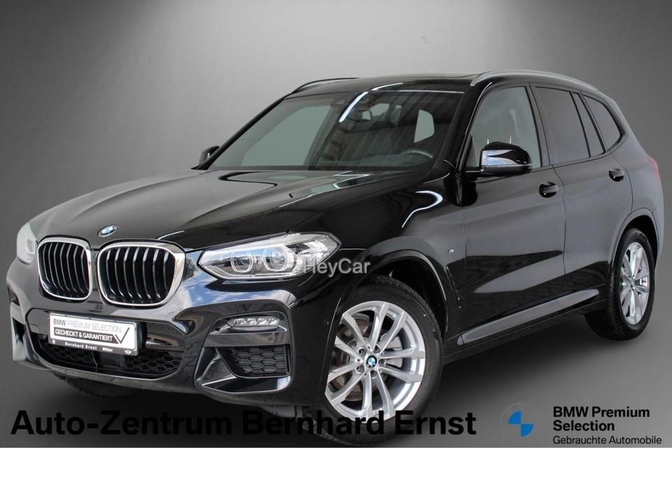 BMW X3 xDrive20d M SPORT AT Innovationsp. EDC AHK, Jahr 2020, Diesel