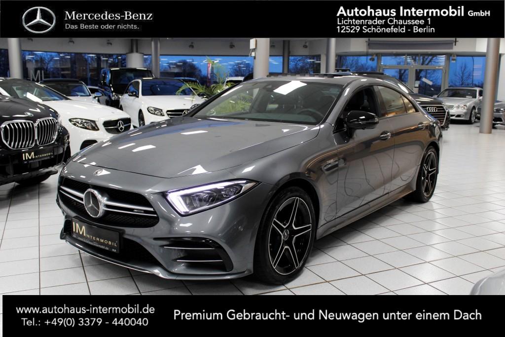 Mercedes-Benz CLS 53 AMG 4MATIC+ *Widescreen*COMAND*PRE-SAFE+*, Jahr 2019, Benzin