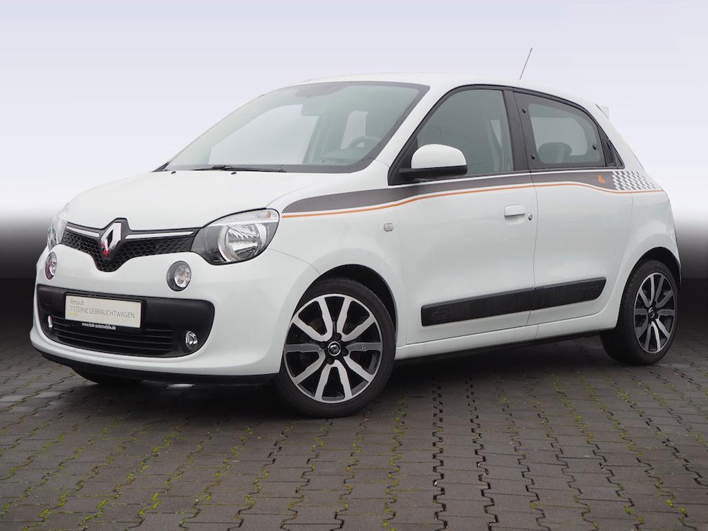 Renault Twingo Experience SHZ KLIMA LM BT ZV eFH, Jahr 2015, Benzin
